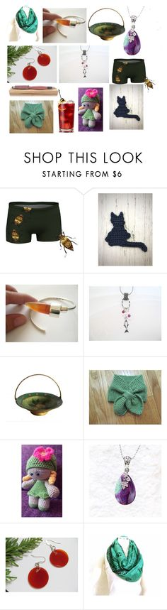 """""""Gift Guide"""" by anna-recycle ❤ liked on Polyvore featuring John Lewis, modern, rustic and vintage"""