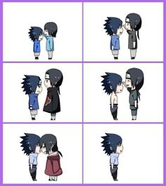 Sasuke and Itachi - I know this particular theme picture keeps coming up but it breaks my heart every time.