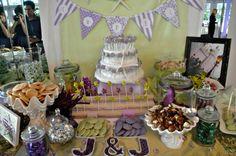 Amazing beach wedding sweats table at our @Grand Plaza Beachfront Resort St. Pete Beach, FL wedding!    beach wedding sweets table