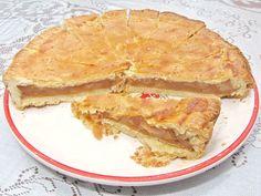 Csak a recept!: Pudingos almás pite.
