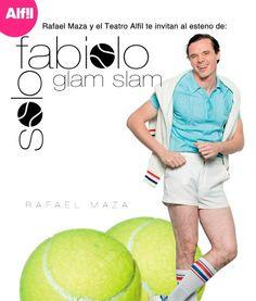 SÓLO FABIOLO GRAM SLAM - Teatro - Planeta28