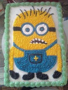 Top Despicable Me Cakes: Follow-Up