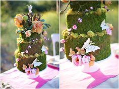 Midsummer Wedding Cake 10