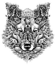 Magazine cover commission done for Marketing Agency 'Sunday'. https://wearesunday.com/work/beyond/  - Iain Macarthur