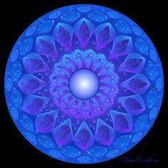 Clare Goodwin's Mandala Page
