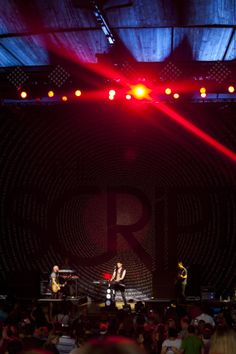 OneRepublic Native Summer Tour With The Script At Blossom Music Center « Cleveland Aug 6 2014