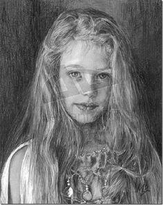 maria zeldis art | ... Maria Zeldis) | рисунок портрет искусство | art