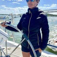 Are you ready for a #sailing adventure? The great @bex2point0 #learningtosail via the awesome @sailorsbox   Time to #dosomethingamazingwithsailing