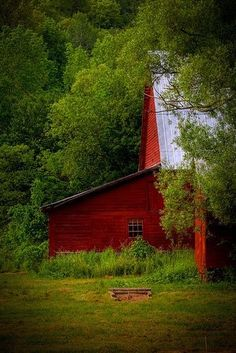denim-and-chocolate:    #green #red
