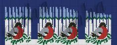 """Детский свитер """"Снегири на снегу"""". Обсуждение на LiveInternet - Российский Сервис Онлайн-Дневников"""
