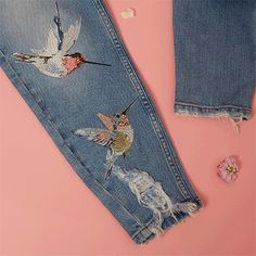 pinterest // kelseyeliseb Bird Clothing, Clothes 2018, Jean Top, Summer Styles, Fashion Inspiration, Fashion Trends, Bird Prints, Primark, Fashion Advice