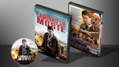 Caminho Da Morte - Capa | VITRINE - Galeria De Capas - Designer Covers Custom | Capas & Labels Customizados