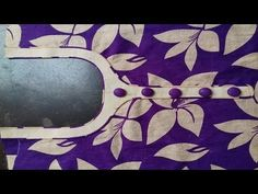 Piping neck neck design/underground piping neck design cutting and stitching - YouTube