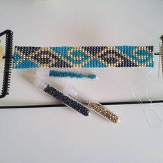 #Tissage #perles#beads #miyuki