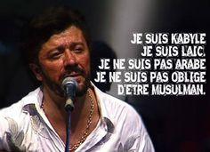 """=======INDEPENDANCE DE LA KABYLIE=======: """"Algérie française"""" choque les algériens autant qu..."""