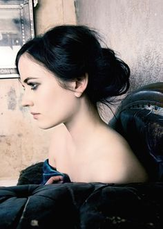 Eva Green - Vairë the Weaver; Weaver of Life; weaves the story of the World in her tapestries which are draped all over the halls of Mandos