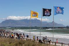 The #redbull #event that rocks the #kitesurf world!