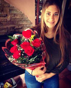 San Valentín amor rosas