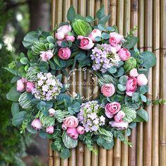 Floral Wreath, Wreaths, Diy, Inspiration, Home Decor, Biblical Inspiration, Floral Crown, Decoration Home, Door Wreaths