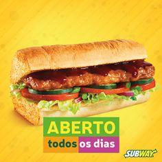 Qual foi a última vez que você mandou bem e pediu um Subway no FomeDemais?