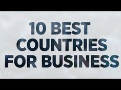 Best Countries for Business: U.S. Slides Again - http://www.richardcyoung.com/essential-news/best-countries-for-business-u-s-slides-again/ - Forbes has released this year's list of the Best Countries for Business. Sadly the U.S.A. has fallen further down the rankings. Forbes writes: Looking for a land of opportunity? The Old World beckons. Despite a sluggish economy, Europe dominates the top of FORBES' annual ranking of the f...