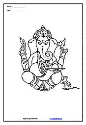 Diwali Worksheets