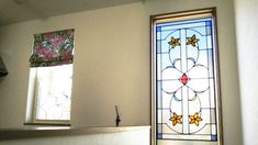 Stained Glass Panels, Curtains, Mirror, Furniture, Home Decor, Stained Glass Windows, Blinds, Decoration Home, Room Decor