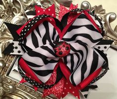 Love Bug Boutique Bow