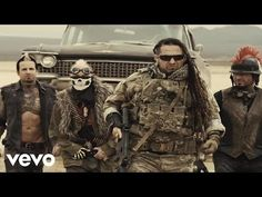 Five Finger Death Punch - Wrong Side Of Heaven - YouTube