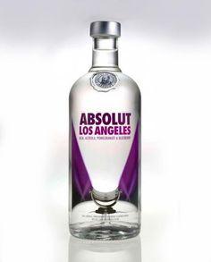 Absolut Los Angeles #Absolut #vodka #collectors