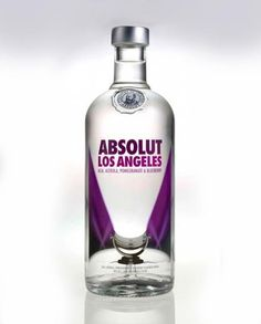 Absolut Los Angeles #Absolut #vodka #collectors