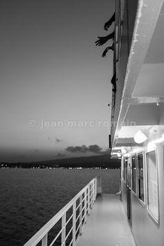 Sur un bateau grec