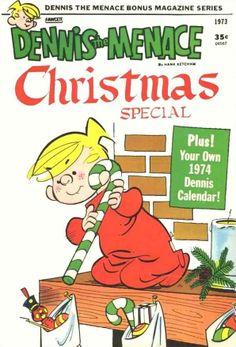 Dennis the Menace Bonus Magazine Series #123 - Christmas Special (Issue)