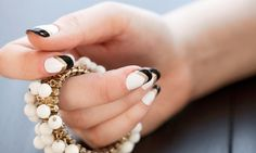 Groupon - $ 19 for a Shellac Manicure at Polished Boutique Nail Spa ($38 Value)  in Kettering. Groupon deal price: $19