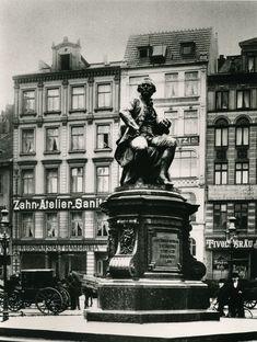 Historische Hamburg-Fotos: Strassenszenen