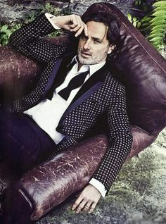 Daily Andrew Lincoln