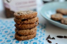 Spicy Cocoa Nib Crackers with Theo Chocolate {Recipe}
