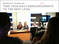 Take Your Daily Announcements to The Next level 2013 by Michael Hernandez via slideshare