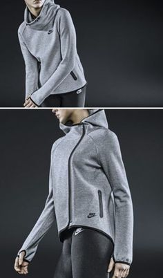 The Nike fleece jacket you will want to wear daily!