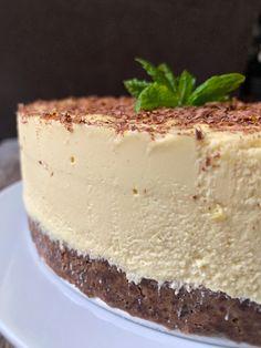 Vegan Cheesecake, Vegan Recipes, Paleo, Sweets, Cookies, Desserts, Foods, Kitchens, Bakken