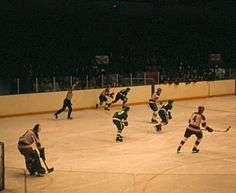 This picture I used on the front cover of the second edition of is from the time the Edmonton Coliseum was still a hole in the ground but construction had started. This is the and playing at the That may even be Doug Soetart in goal. National Hockey League, Nhl, Two By Two, Blood, Construction, Cover, Instagram Posts, Pictures, Vintage