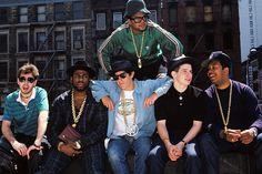 Beatie Boys Feat RumDmc