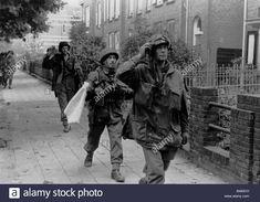 Stock Photo - events, Second World War / WWII, Netherlands, Arnhem, 17. - 25.9.1944, soldiers of the British 1st Airborne Division (General Ur