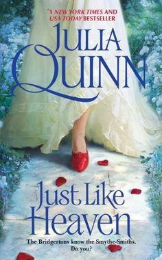 Just Like Heaven by Julia Quinn, http://www.amazon.com/dp/006149190X/ref=cm_sw_r_pi_dp_VxtVqb0J65F28