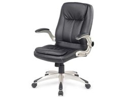 The PU leather High Back Office Chair provides comfortable seating and a sophisticated feel to your office or home at one time whilst keeping the price affordable. It conforms to the natural curve of the spine.   http://www.rosaelonline.com.au/product/executive-pu-leather-office-computer-chair-black-3/