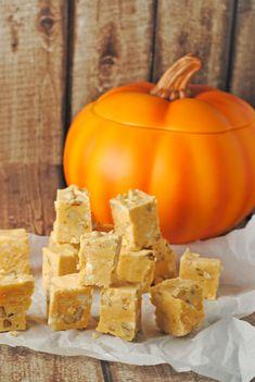 Pumpkin Pie Fudge 1