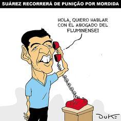 Suspensão de uruguaio