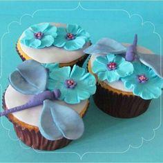 sugarcraft cupcakes