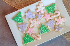 Perfect Christmas Cookies