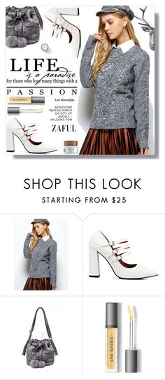 """""""Zaful"""" by sans-moderation ❤ liked on Polyvore featuring Mio, Lumière, polyvoreeditorial, polyvorecontest and zaful"""